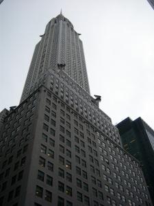 Mirar al cielo en busca de los rascacielos, será una de las mejores formas de orientarte en Manhattan