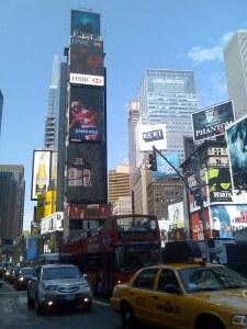 el corazón de Manhattan