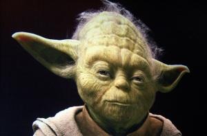 ¿Qué seria de la Galaxia sin el maestro Yoda?