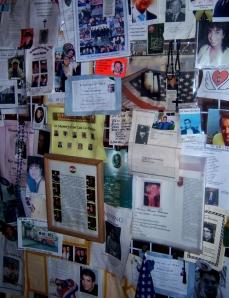 Saint Paul se ha convertido en el auténtico santuario de las victimas 11-S