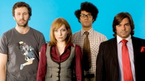 Roy, Jen, Moss y Douglas, a cada cual peor