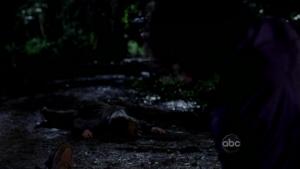 Ben niño abatido por Sayid, ¿cómo se te queda la cara?