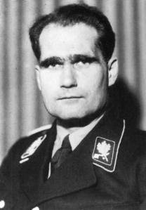 Rudolf Hess: el personaje más enigmático del Tercer Reich aun sin proponérselo