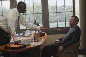 A diferencia de McMurphy, House si acabará ciñéndose al tratamiento de su mentor, el doctor Nolan