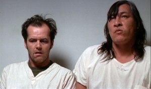 McMurphy, planeando una nueva rebelión en el psiquiátrico